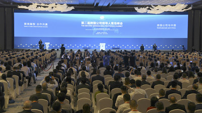 The venues of the Second Qingdao Multinationals Summit.