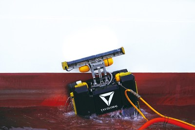 Hull Cleaning with Robots