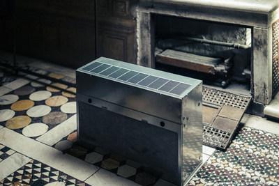 Las bobinas de ventilador se instalaron debajo de las ventanas en las Estancias de Rafael, permaneciendo invisibles para los visitantes. © Governatorato S.C.V. - Direzione dei Musei